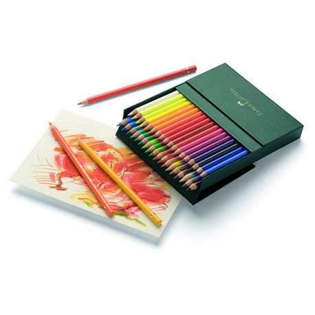 Studio Box 36 crayons polychromos - Faber-Castell